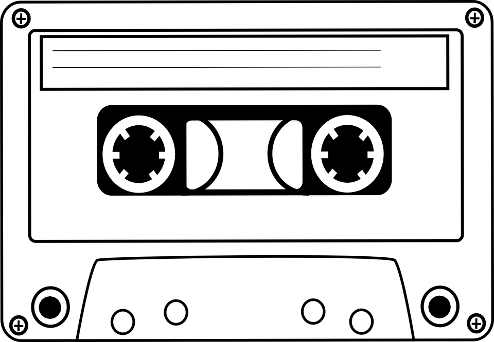 Audio transparent png stickpng. Cassette clipart clipart royalty free stock