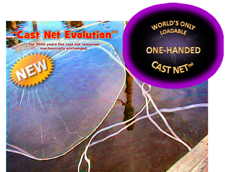 Casting net png. How to throw a
