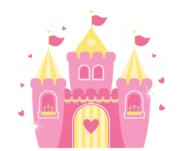 disney castle vector png