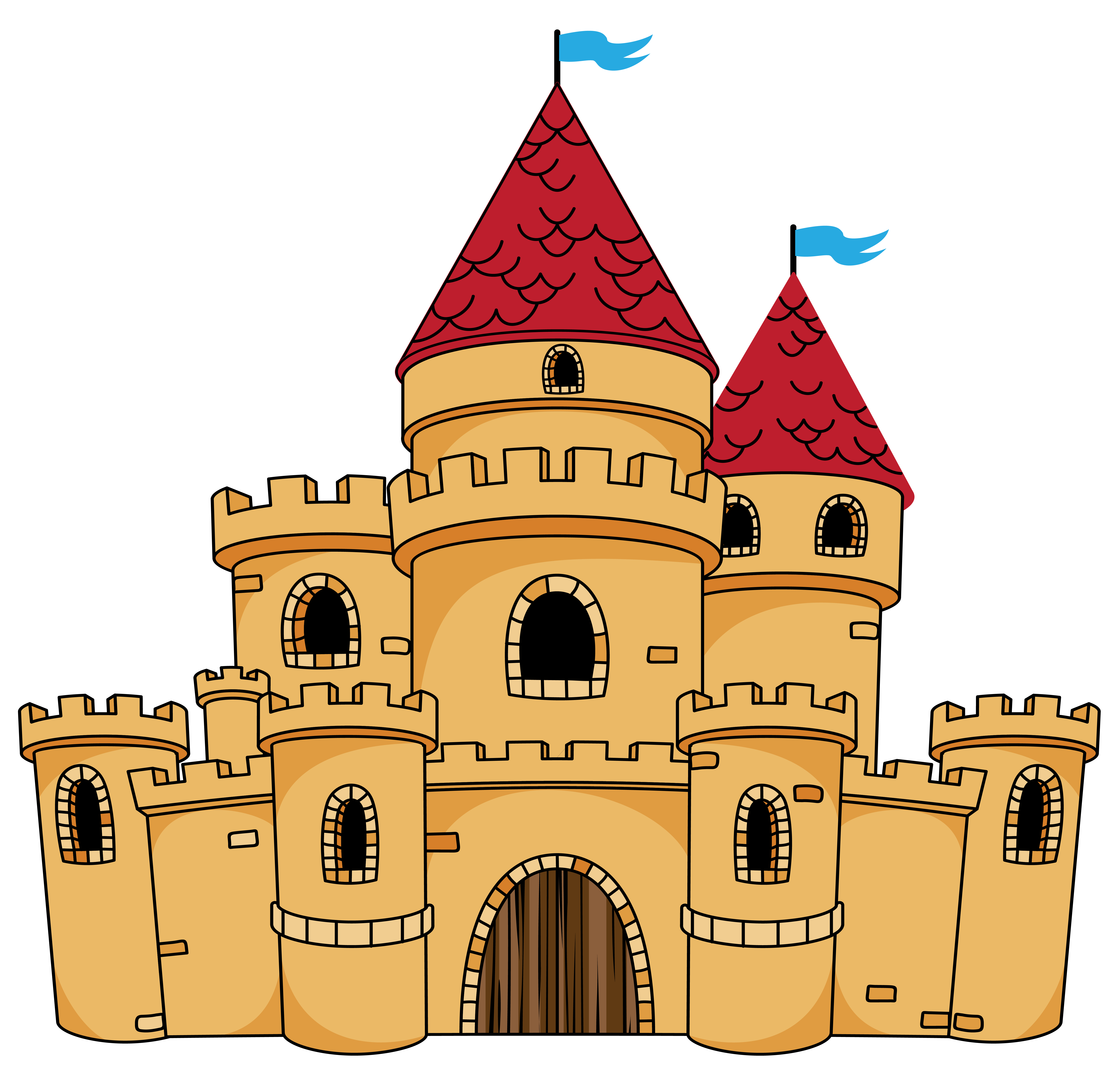 Castle clipart chocolate. Old png picture gallery