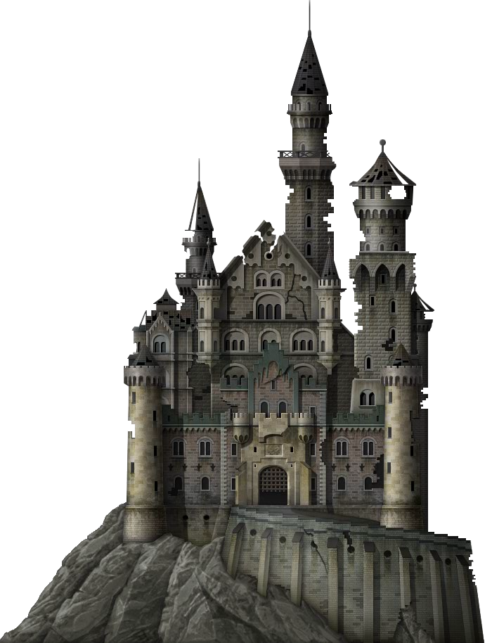 Castle png. Image haunted trainstation wiki