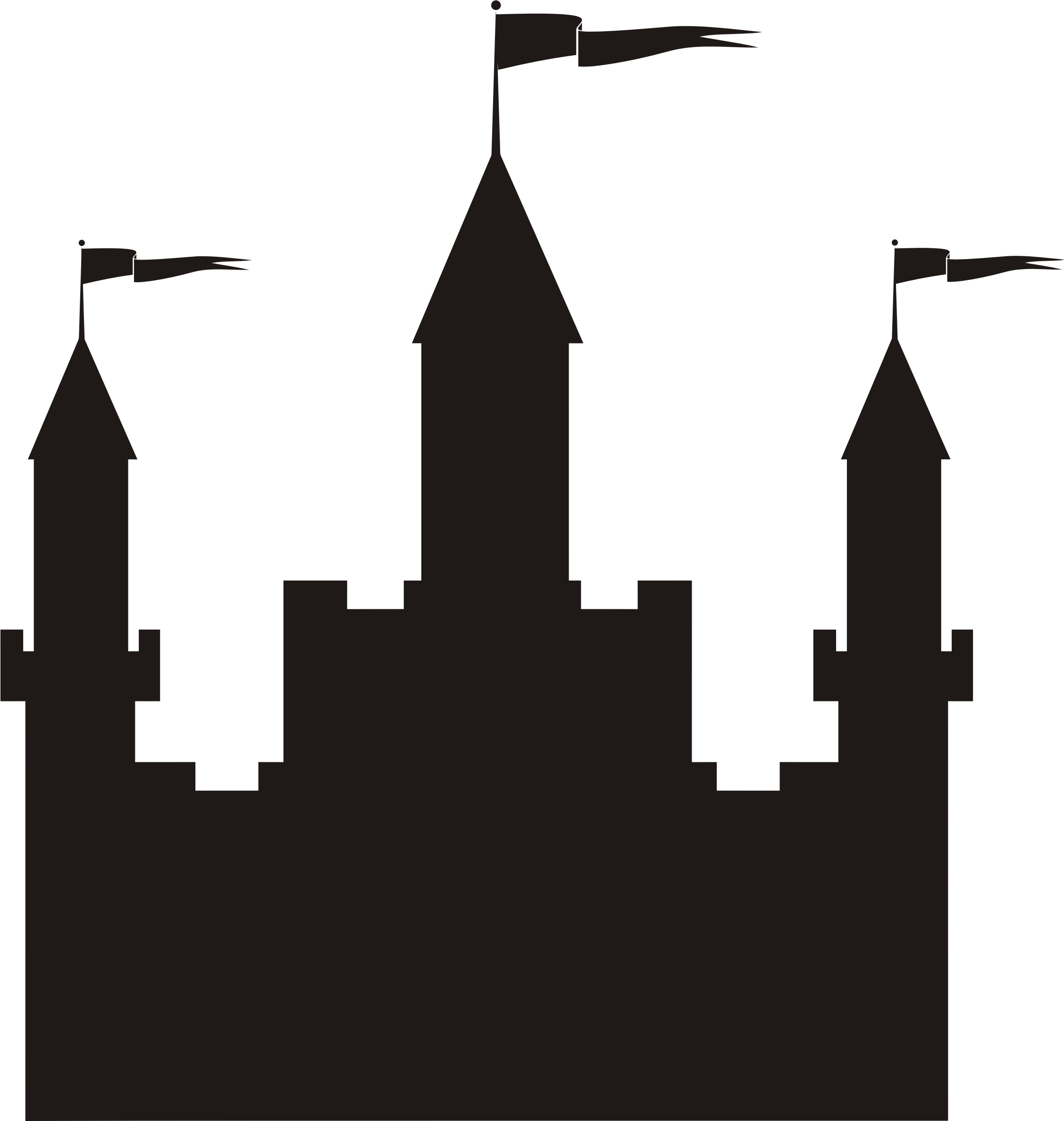 Castle silhouette png. Icons free and downloads