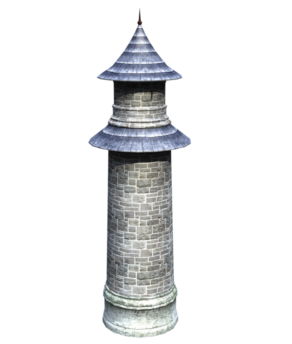 Castle tower png. Stock parts kingdom or