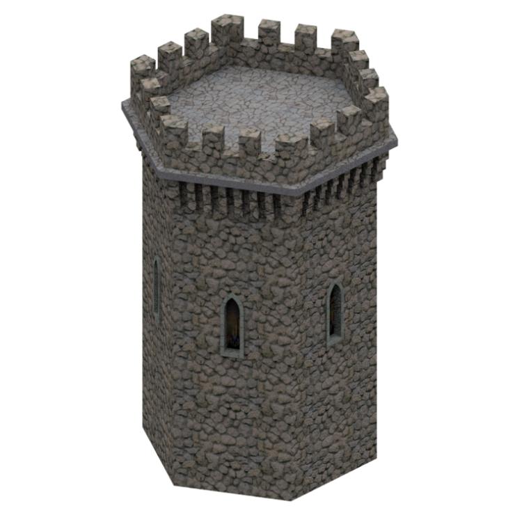 Castle tower png. Dundjinni mapping software forums