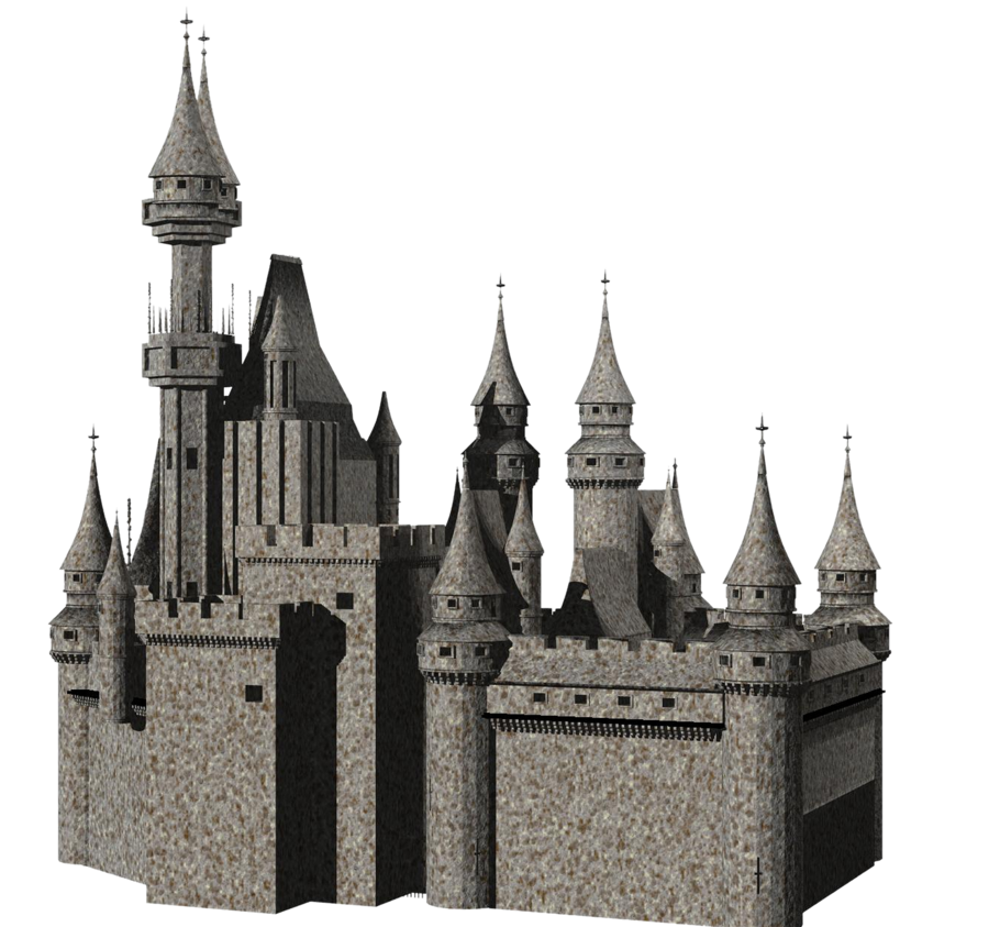 Castle transparent png. Free download of icon