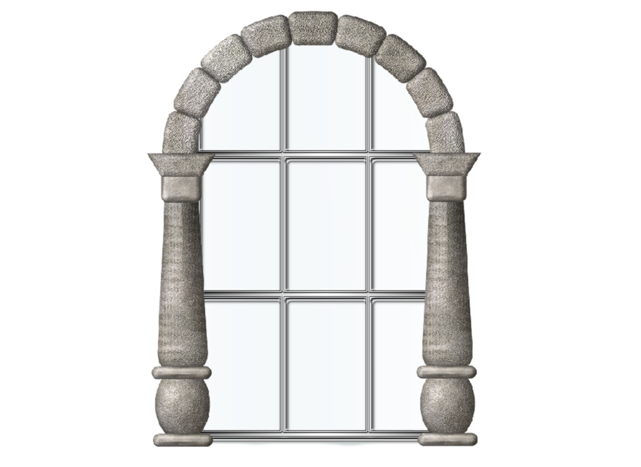 Castle window png. By moonglowlilly on deviantart
