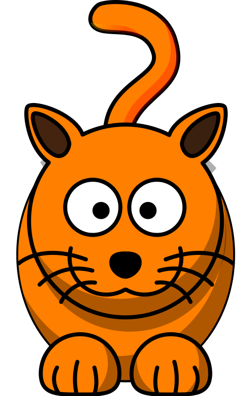 Free a download on. Cat clip art cartoon png transparent