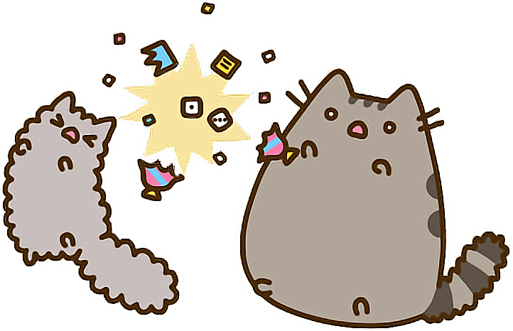 Cat clip art happy new year. Report abuse gif x