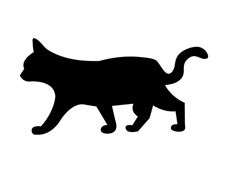 Cat clip art spooky black. Design and mice too