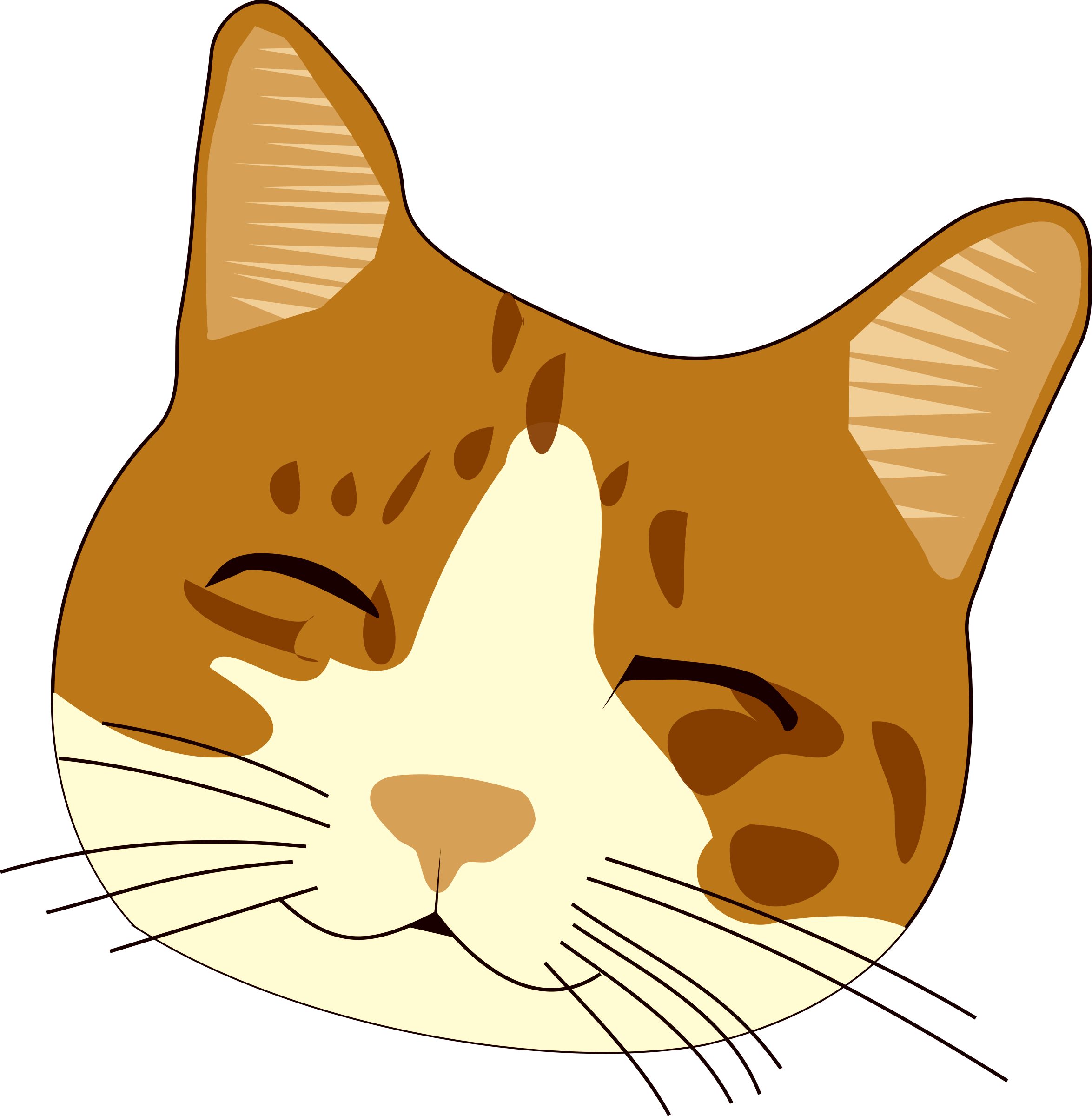 Image id png photo. Cat clip art transparent background banner free download