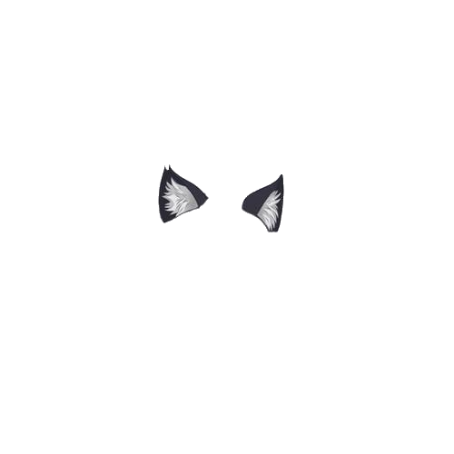 Cat ears png. Tumblr image