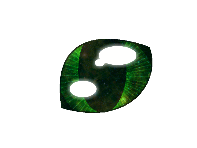 Image eye by silverstar. Green cat eyes png picture free library