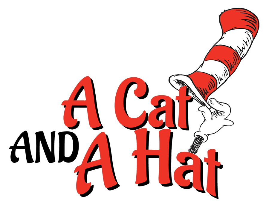 Cat in the hat hat png. A and dr seuss
