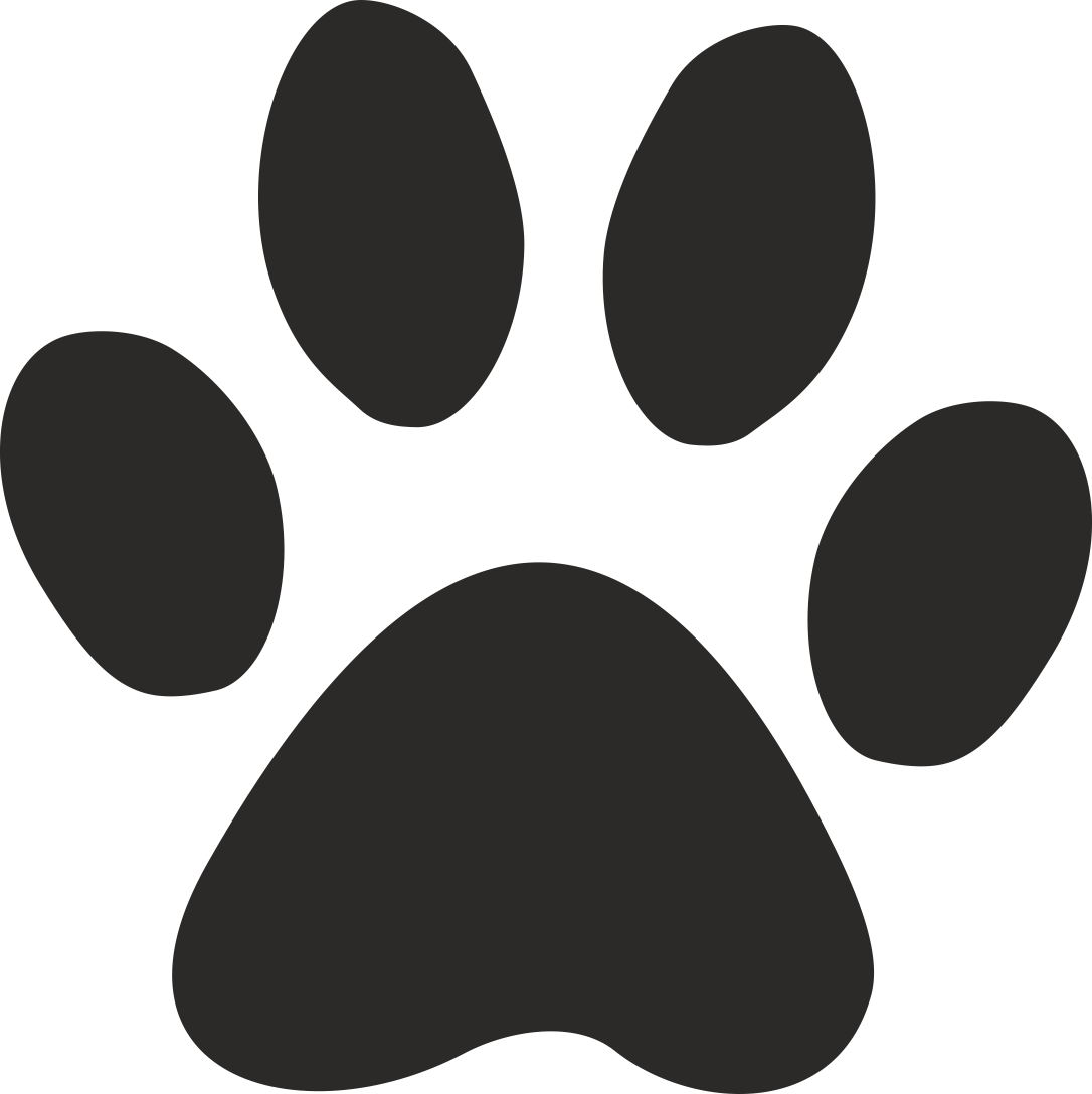 Kitty paw png. Image cat print stencil