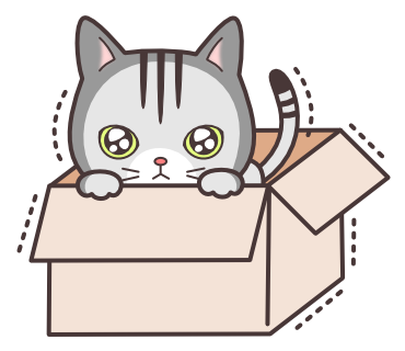 Cute confused sticker png. Line cat small snow