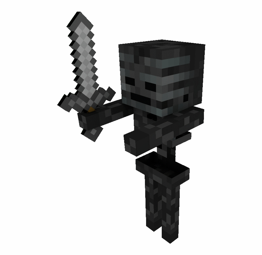 Fish withers. The wither is seccond