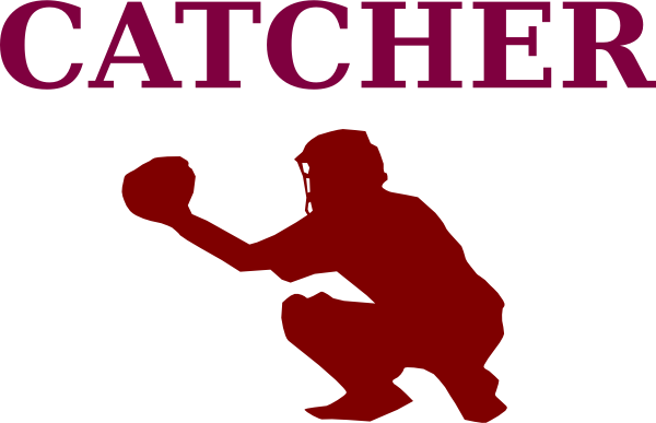 In wine clip art. Catcher clipart umpire png library