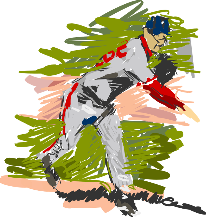 Catcher clipart baseball pitcher. Free graphics and animations