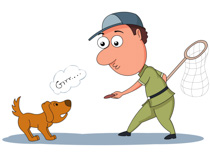 Catcher clipart dog. Search results for clip