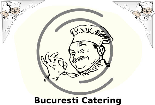 Catering clipart caters. Logo clip art at