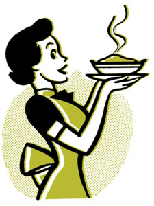 Private chef and service. Catering clipart caters graphic free