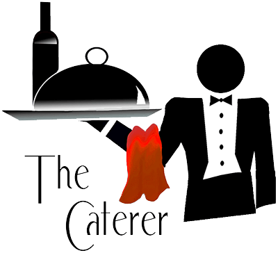 Catering clipart caters. The caterer from simple