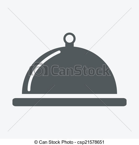 Tray serving platter vector. Catering clipart food served free library