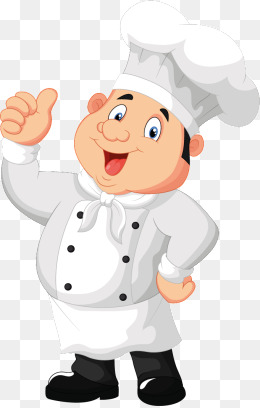 Chef hat png vectors. Catering clipart hotel cook clip