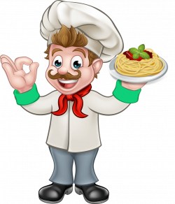 Catering clipart pizza chef. Clip royalty free library