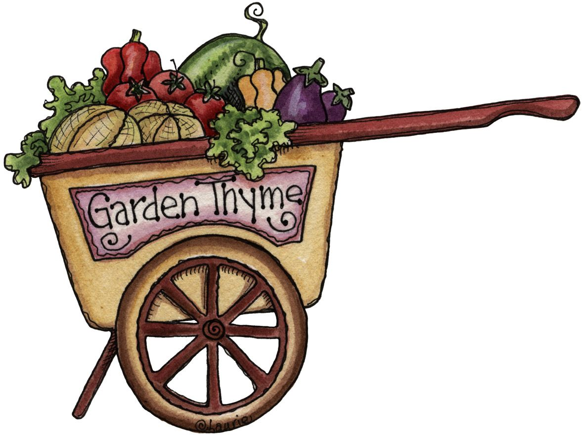 Catering clipart kid. Canned ham gardening clips
