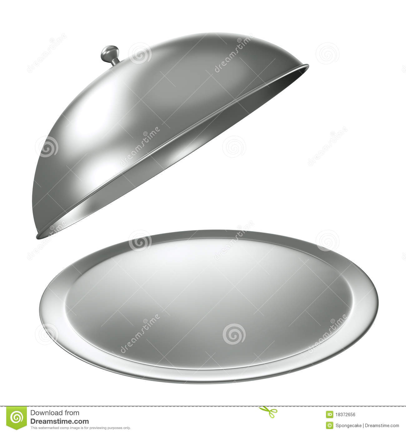 Silver tray stock illustrations. Catering clipart silverware clip art