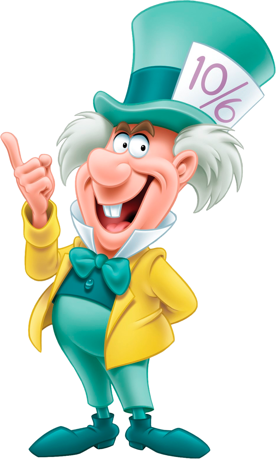 disney infinity mad hatter png