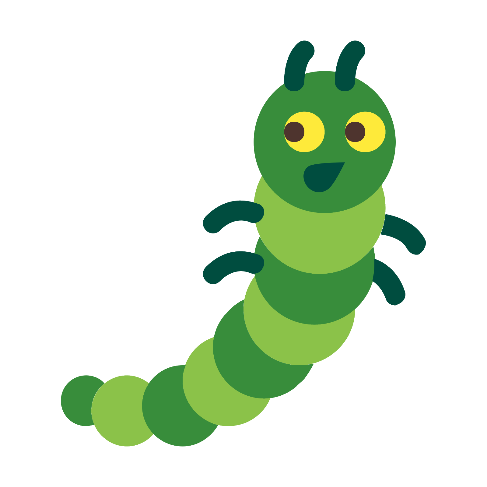 caterpillar icon png