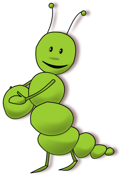 Caterpillar clipart png. Arking clip art at