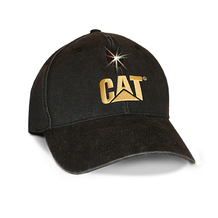 Caterpillar hat png. Boss cat gloves safety
