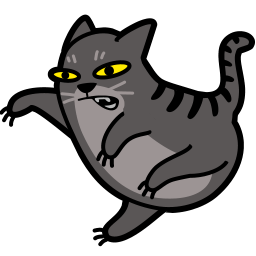 catfighting clip art