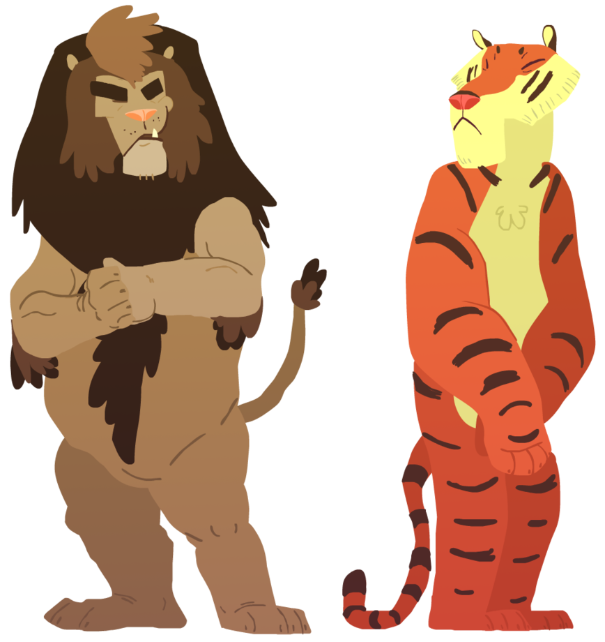 Catfight by werething on. Catfighting clip cartoon clipart royalty free stock