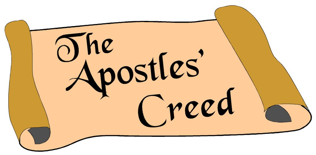 Catholic clipart apostles creed. Learning and understanding our