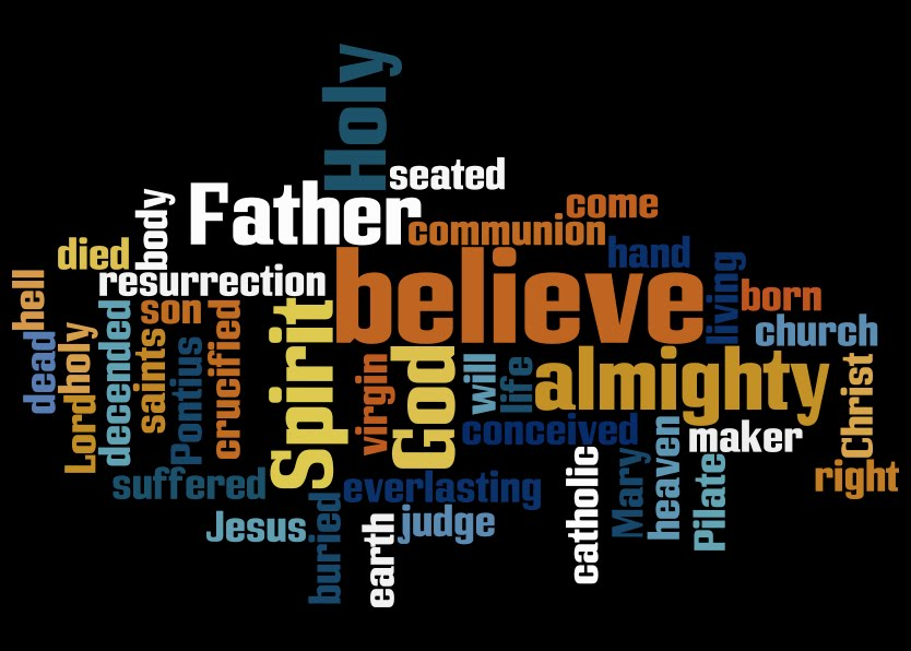 Catholic clipart apostles creed. The toolbox activities
