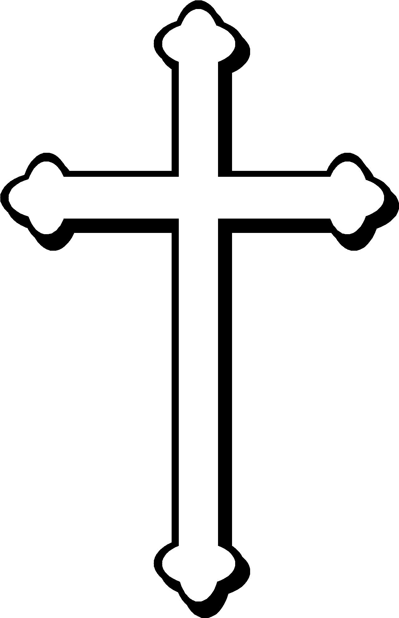 Crucifix clipart catholic symbol. Protestant those who protested