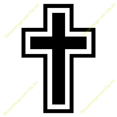 Catholic . Cross clipart clipart free library