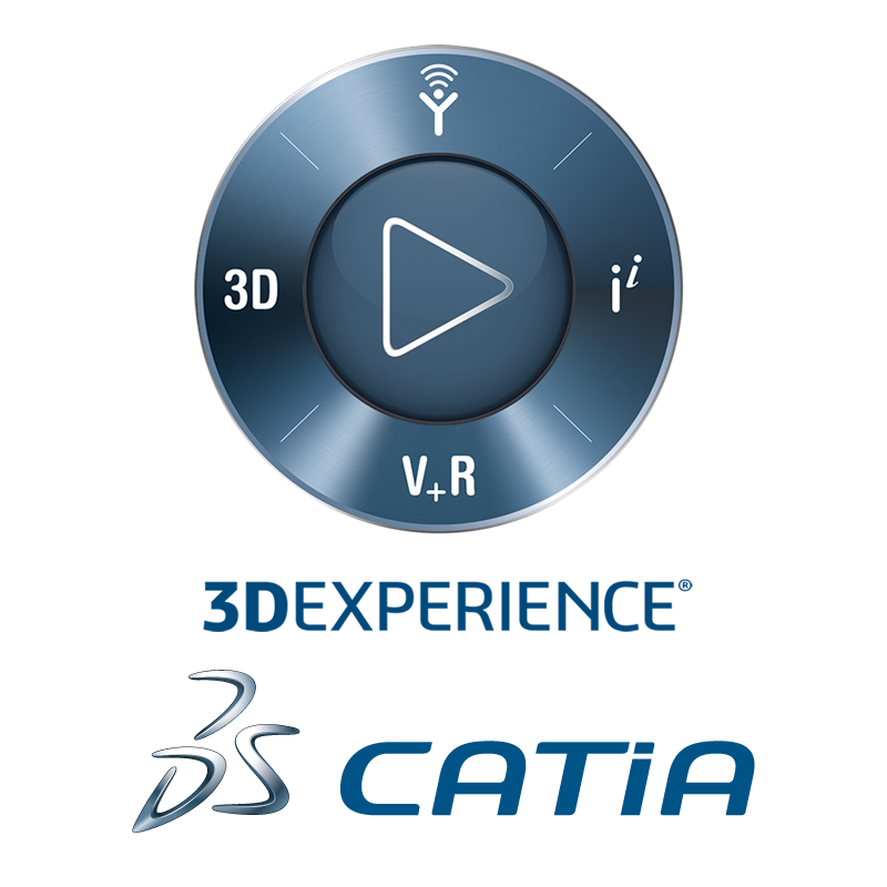 Catia drawing industrial. From inflow dexperience v
