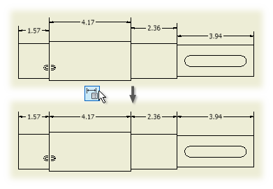 Catia drawing inventor. Dimensions in drawings products