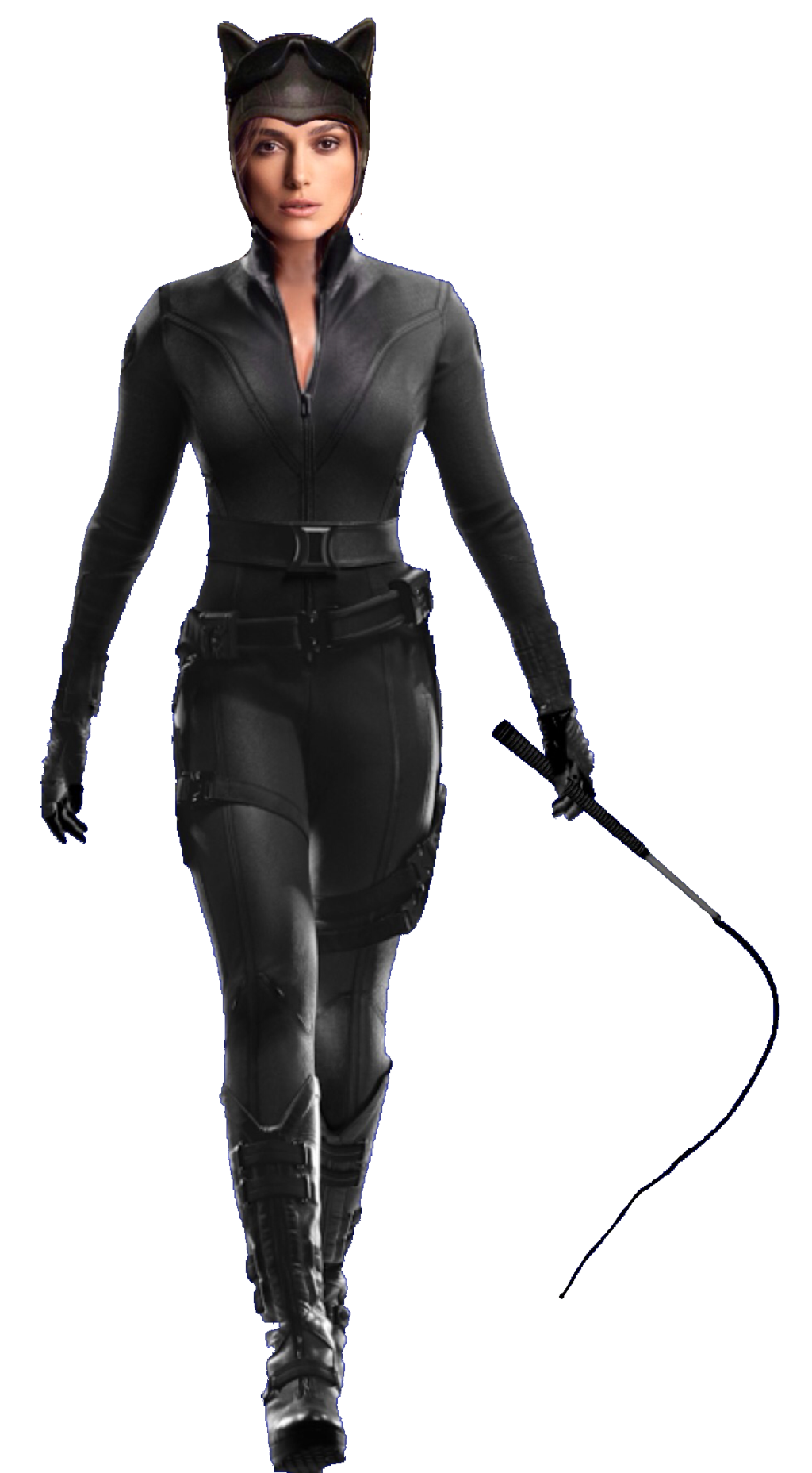 catwoman transparent giant