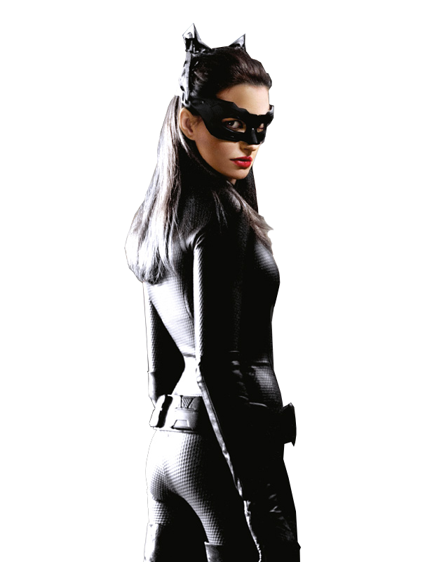 Catwoman transparent anne hathaway. Png download image arts