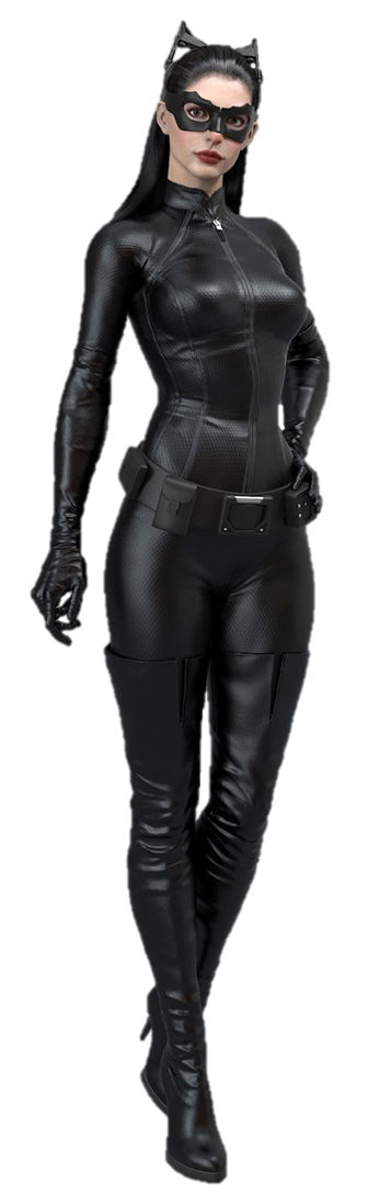 Catwoman transparent anne hathaway. Dark knight rises by