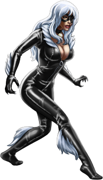 Catwoman transparent black cat marvel. Image classic ios png