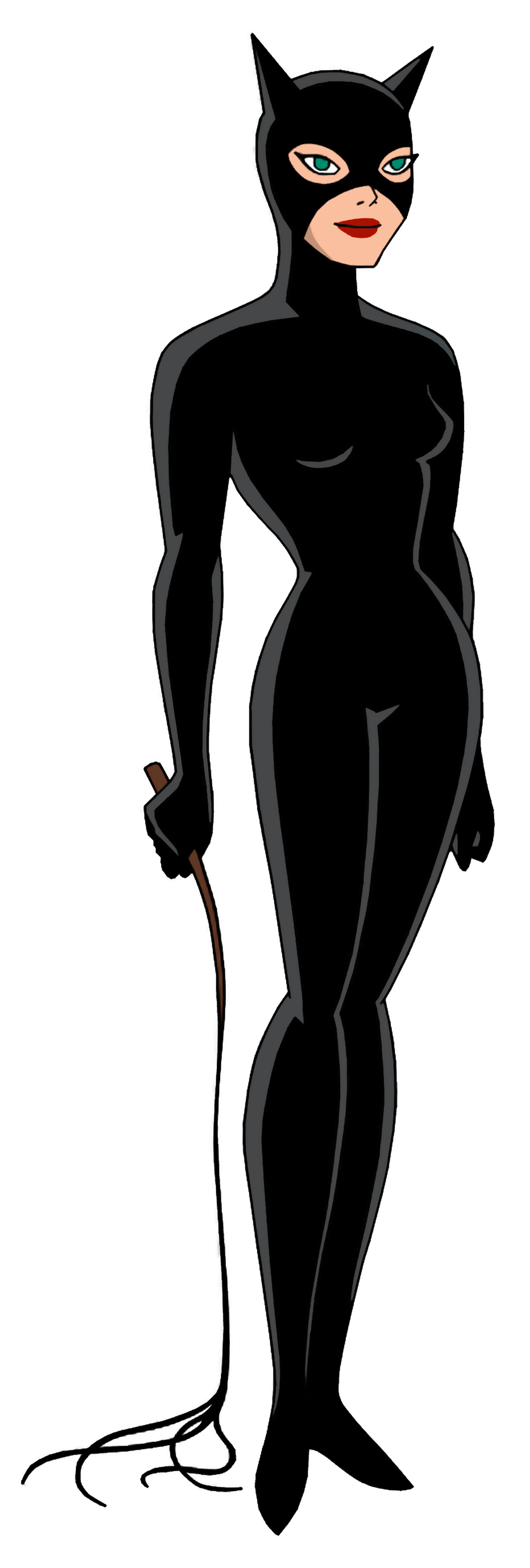 Catwoman transparent cartoon. Silhouette at getdrawings com