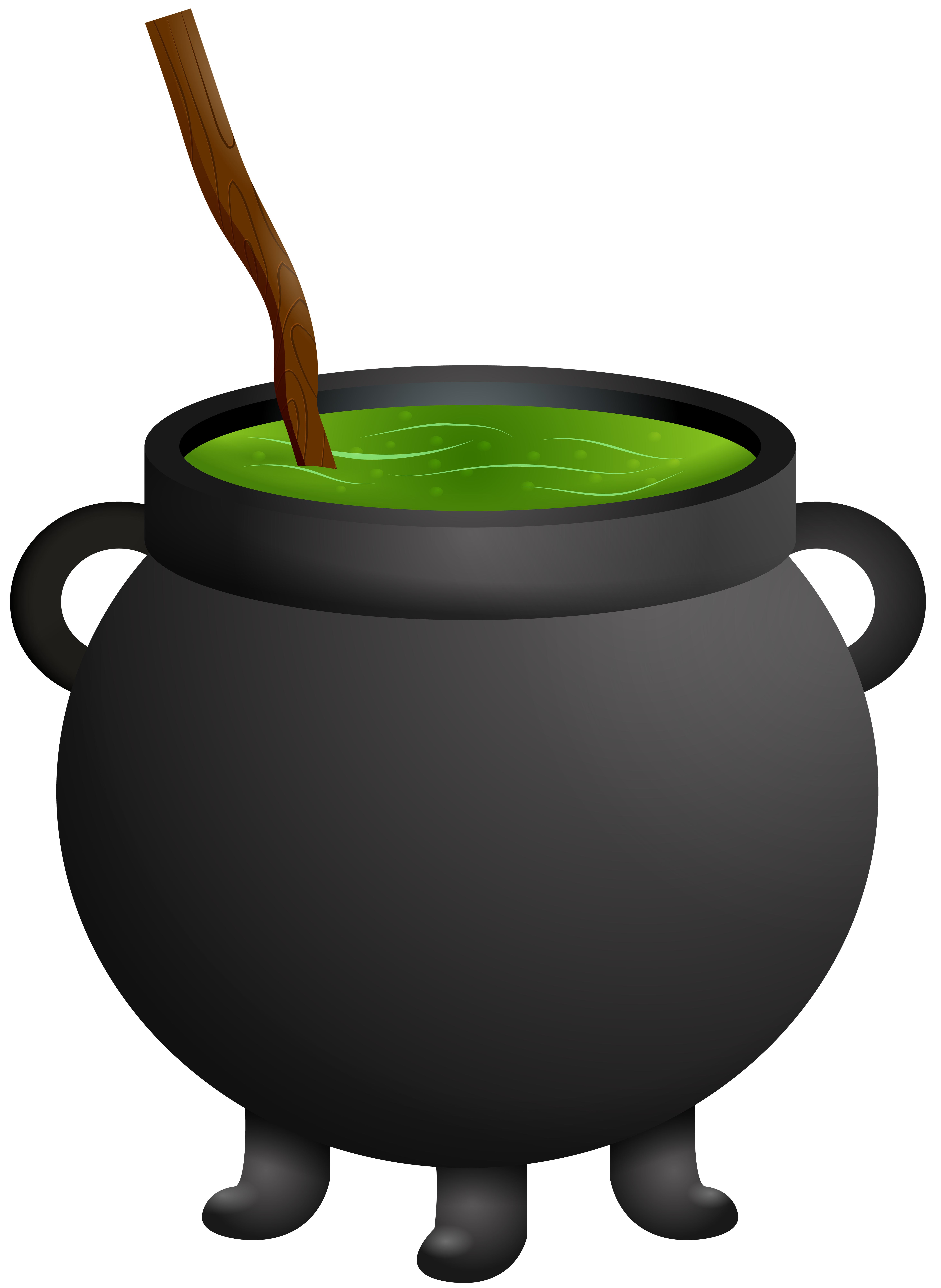 Halloween witch png clip. Cauldron vector mlp svg black and white stock