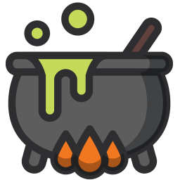 cauldron svg potions